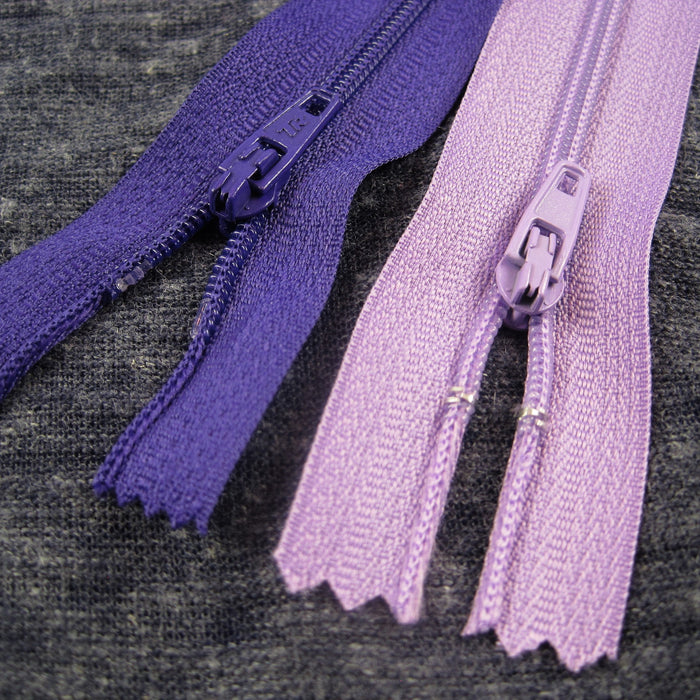 Autolock Zips (Long)