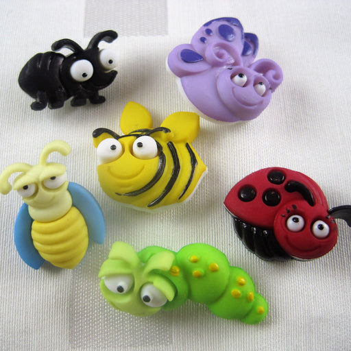 Bug Eyed Buttons