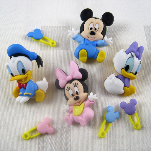 Disney Babies Button Pack