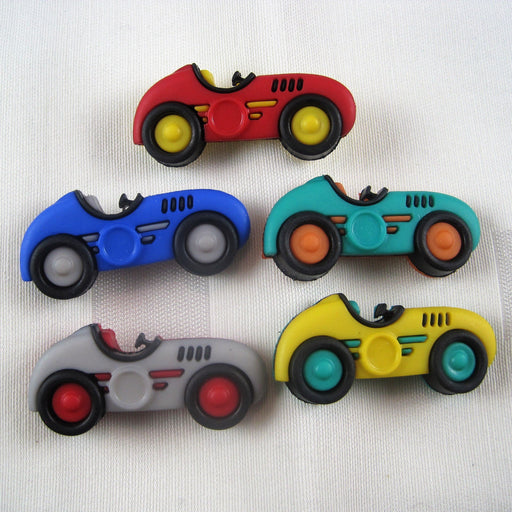 Speed Racers Button Pack