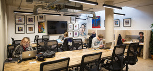 Top Hot Desking Locations across London