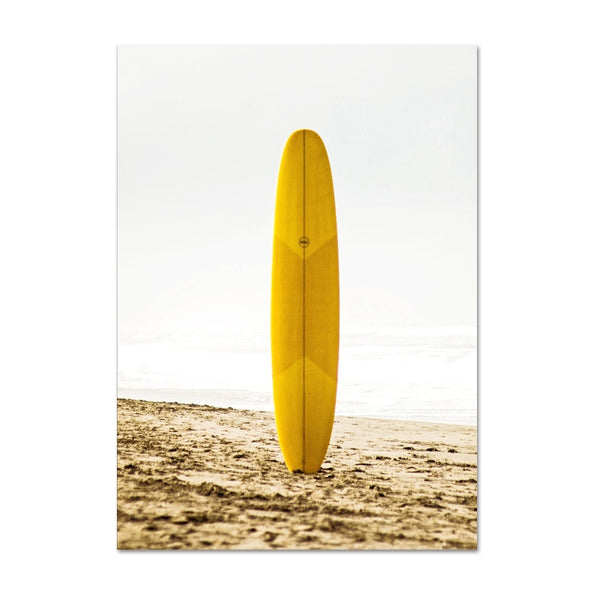 California Print Set Surf Wall Art Canvas Painting Beach Posters Surfboard Prints Coastal Decor Paintings for Living Room Wall