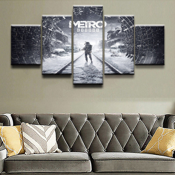 Abstract Modern On The Wall Art Modular Pictures 5 Panel Sport Type For Living Room Home Decor Painting On Canvas Drop Shipping