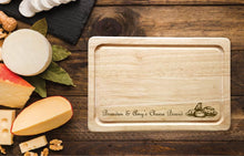 Load image into Gallery viewer, Personalised Cheese Board