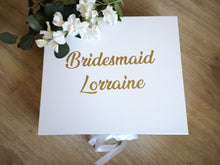 Load image into Gallery viewer, Personalised Gift Box Decals