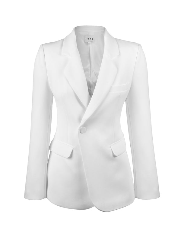 Grazia Jacket - White
