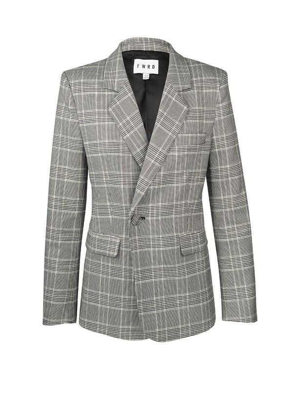 Effie Jacket - Check