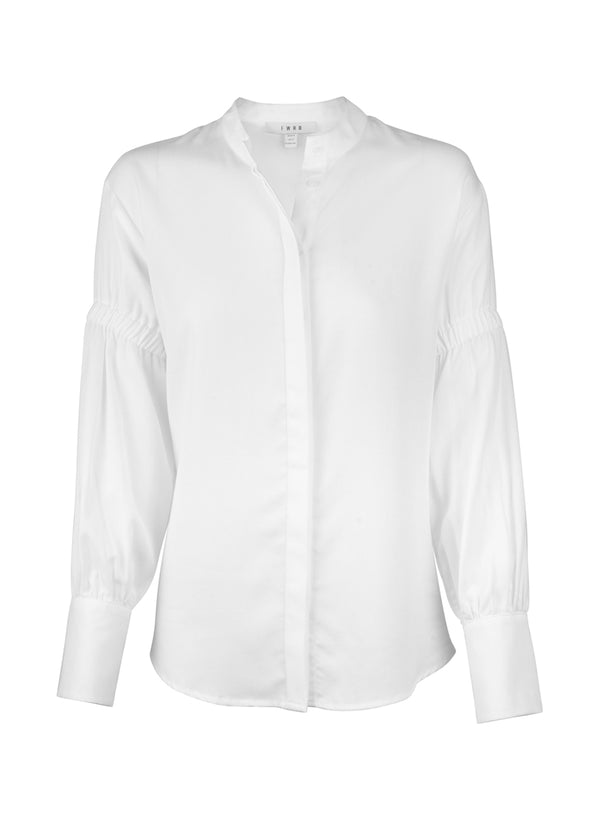 Alessandra Shirt - White