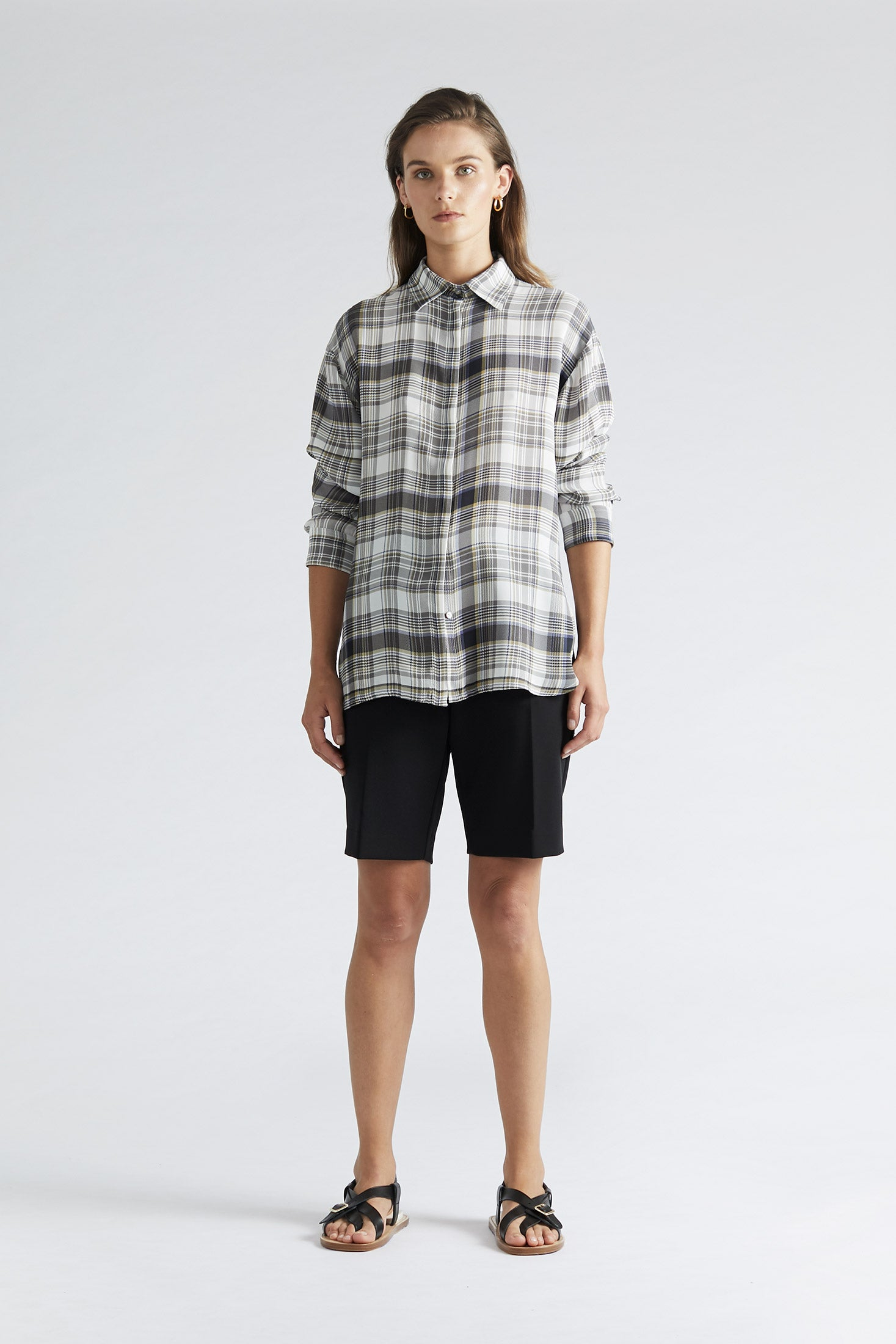 Manny Tailored Short