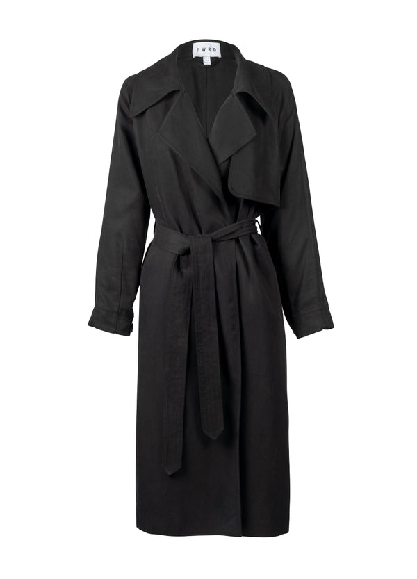 Erica Trench - Black