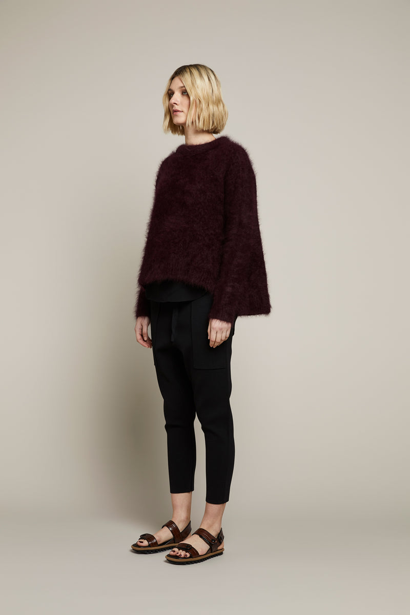 MIA ANGORA SWEATER