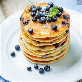 Buttermilk - Flourish Protein Pancakes (2 pieces)