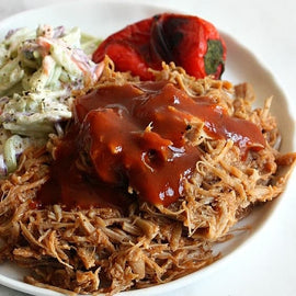 Slow Roasted BBQ Pulled Pork
