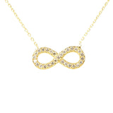 Eternity Infinity Necklace