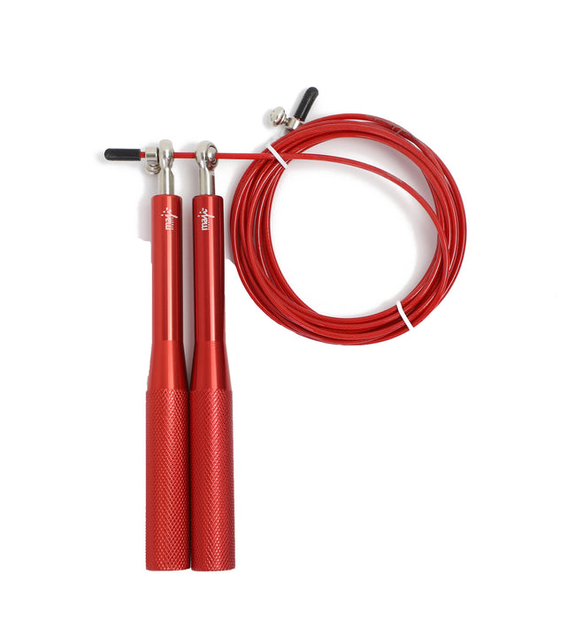 High Speed Jump Rope (with aluminium handles)