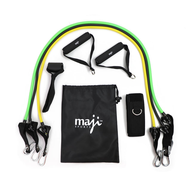 Full Body Workout Resistance Tube Kit