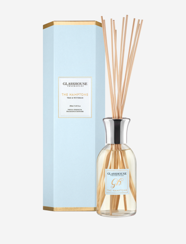 The Hamptons Glasshouse Diffuser - 250ml