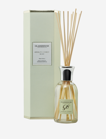 Amalfi Coast Glasshouse Diffuser - 250ml