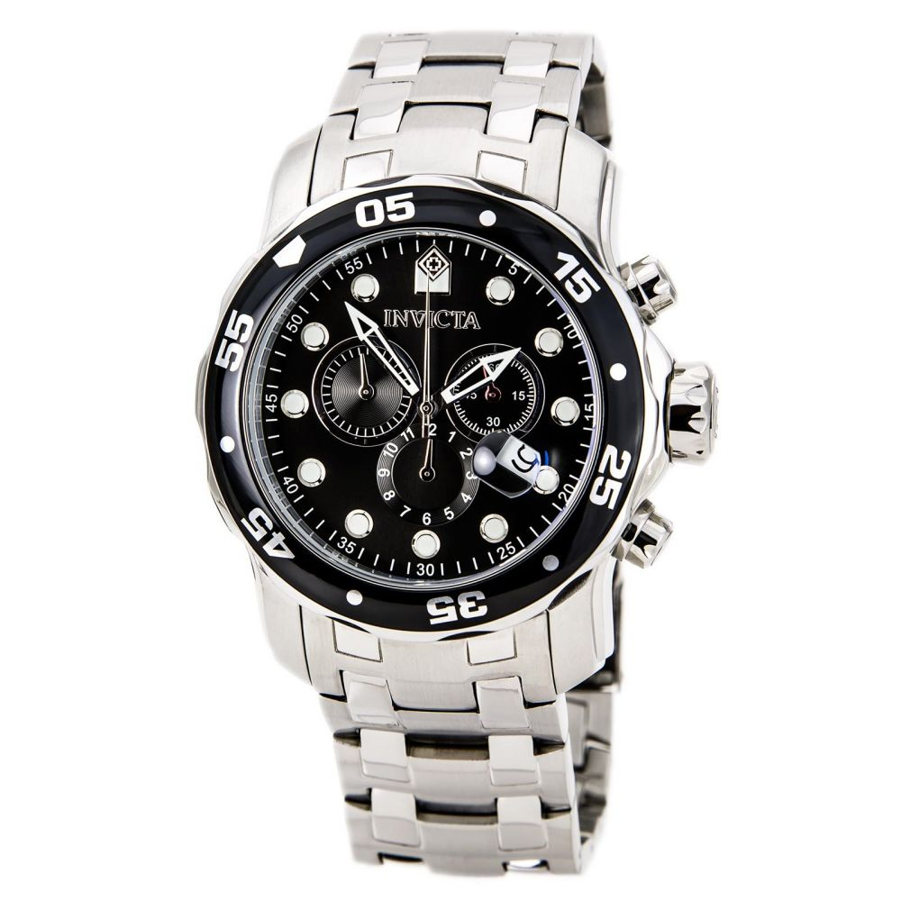 Pro Diver SCUBA Men's Watch Quartz 0069