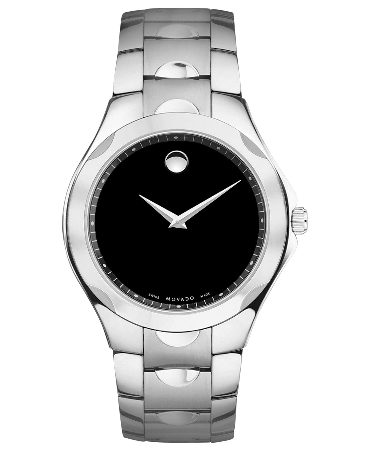 Movado Men's Swiss Stainless Steel Watch 0606378