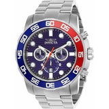 Pro Diver SCUBA Men Model 22225 - Men's Watch Quartz