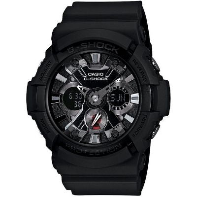 Casio G-Shock Analog-Digital GA-201-1A