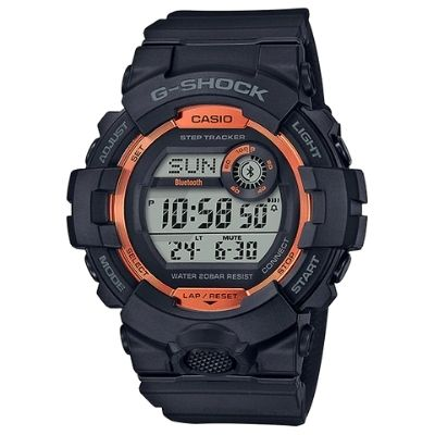 Casio G-Shock GBD800SF-1 G-Squad Digital Mobile Link Men's Watch