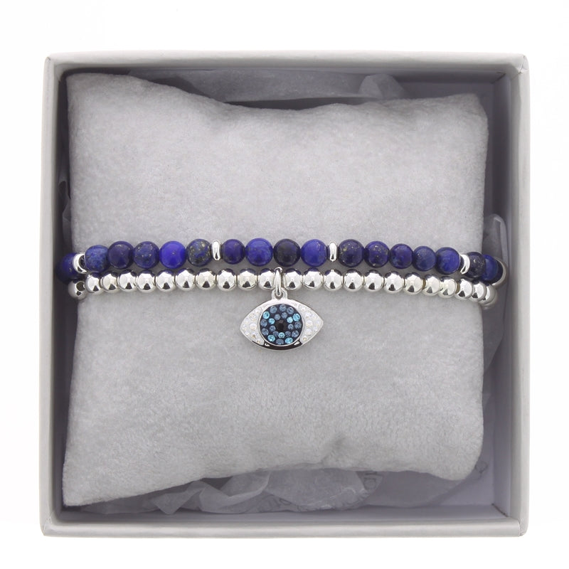 Les Interchangeables - Blue Eye Bracelet