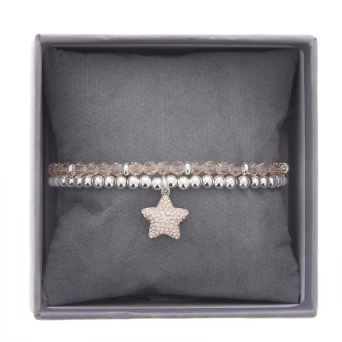 Les Interchangeables - Little  Star Bracelet