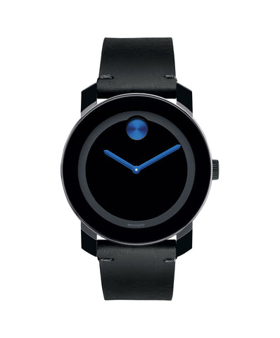 Movado Blue Bold 42mm TR90 Men's Watch