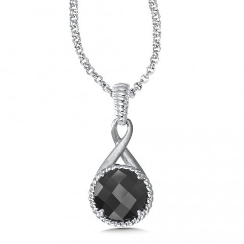 Color SG -  Onyx Pendant