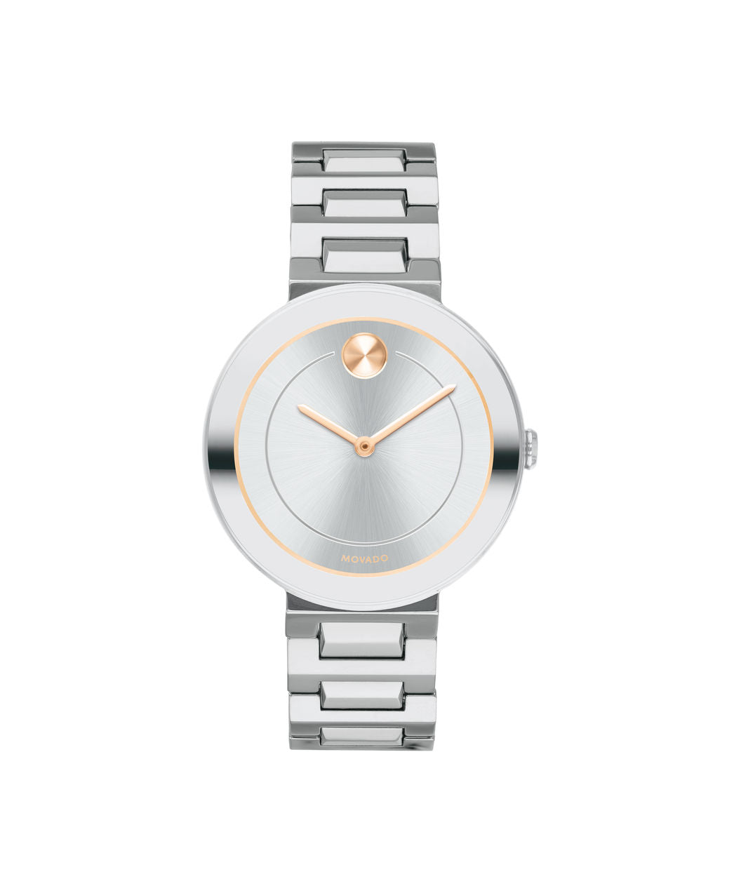 896185567 Movado BOLD Women's Stainless Steel Watch – D'ore Jewelry