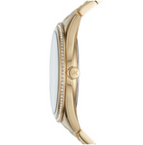 Michael Kors Women's Lauryn Gold-Tone Watch