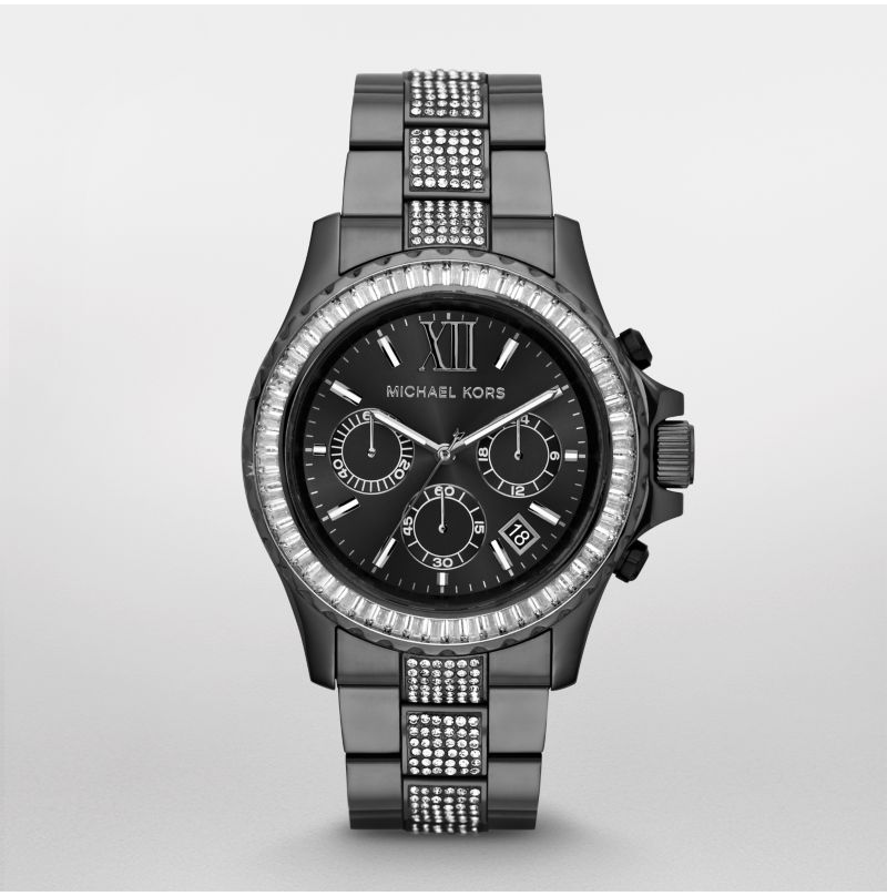 Michael Kors Glitz Everest Watch
