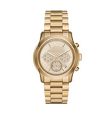 Michael Kors Women's Gold Cooper Watch