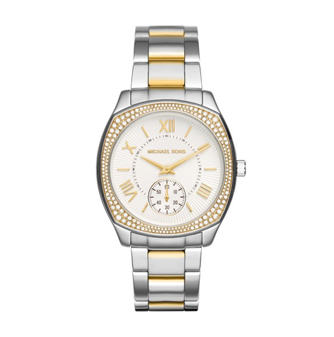 Michael Kors Women's Silver Bryn Watch