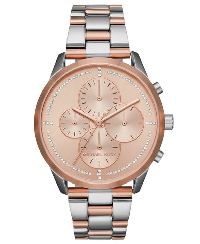 Michael Kors Women's Slater Two-Tone WatcH