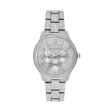 Michael Kors Women's Runway Multifunction Pavé Watch
