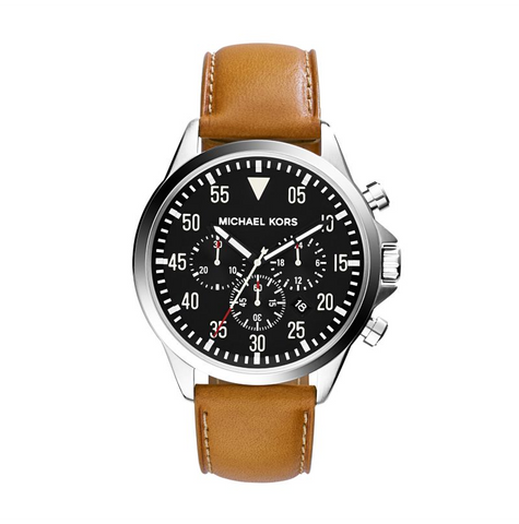 Michael Kors Gage Luggage Men's Watch