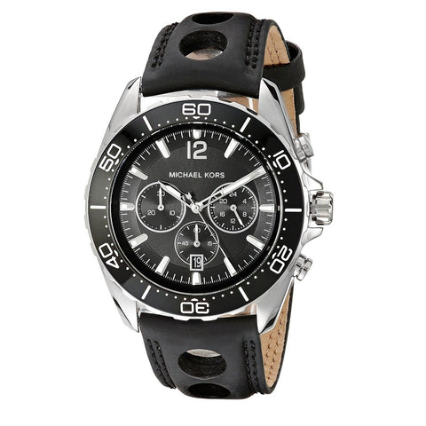 Michael Kors Men's Winward Black Watch