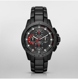 Michael Kors Ryker Black Men's Watch