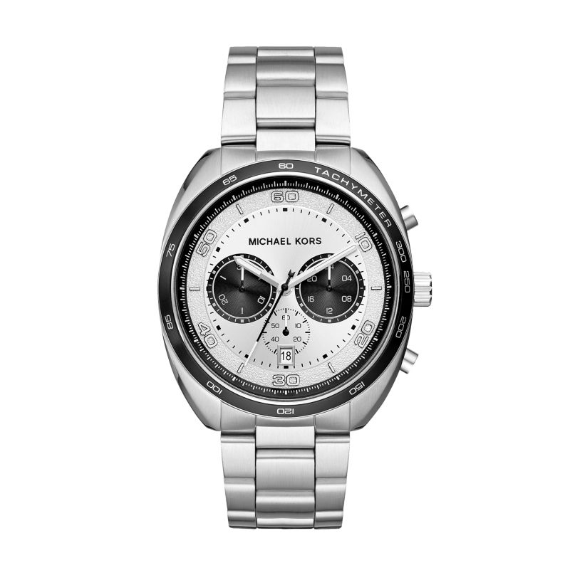 Michael Kors Men's Dane Stainless-Steel Watch