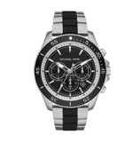 Michael Kors Theroux Two-Tone Men's Watch