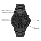 Citizen Nighthawk Black Watch CA4370-52E