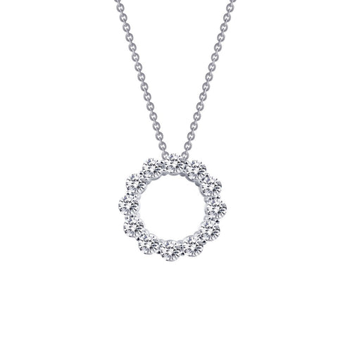 Lafonn Circle of Love Necklace