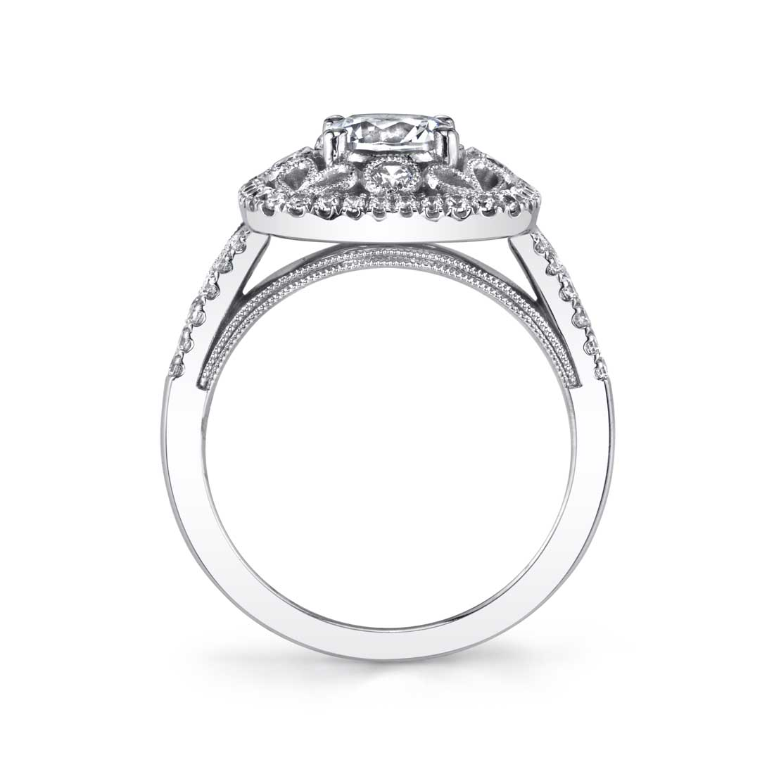 Sylvie - Elita Special Edition Vintage Engagement Ring