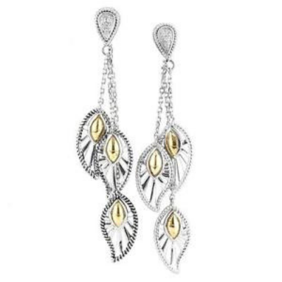 Andrea Candela Earrings Laurel Collection
