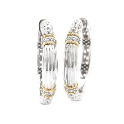 Andrea Candela Earrings La Corona Collection