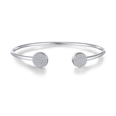 Lafonn Halo Bangle Bracelet