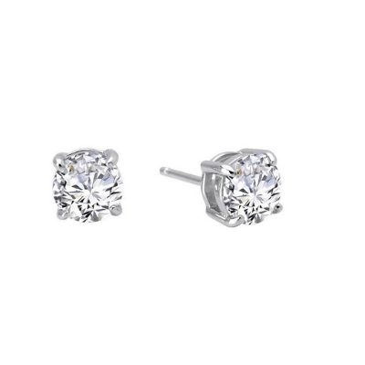 Lafonn 1.0CTTW Classic Stud Earrings